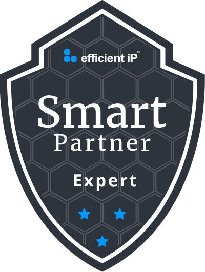 Logo EfficientIP-Partner Expert